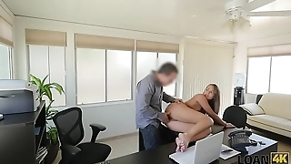 LOAN4K. Sweet thing Liza isn'_t whore but appears in dirty grant-in-aid porn